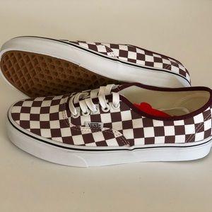 Vans Authentic Checkerboard Port Royale